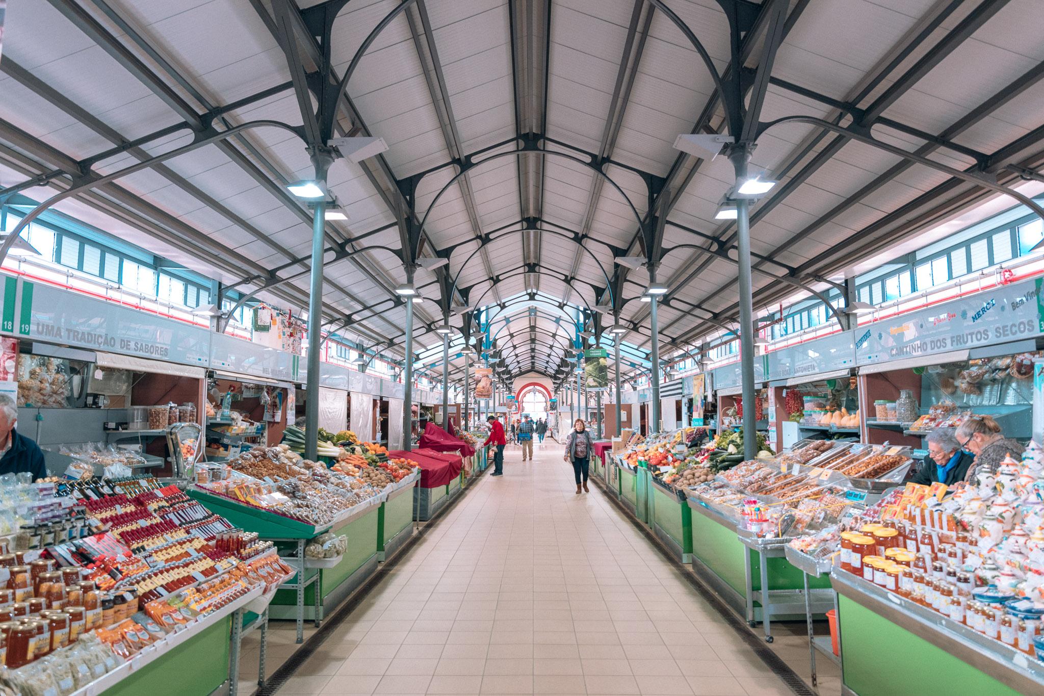 zaterdag markt loulé