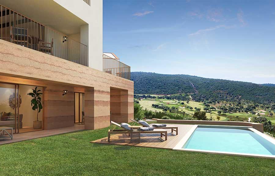 Golfbaan Ombria Resort