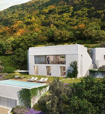 genieten van luxe op Ombria Resort