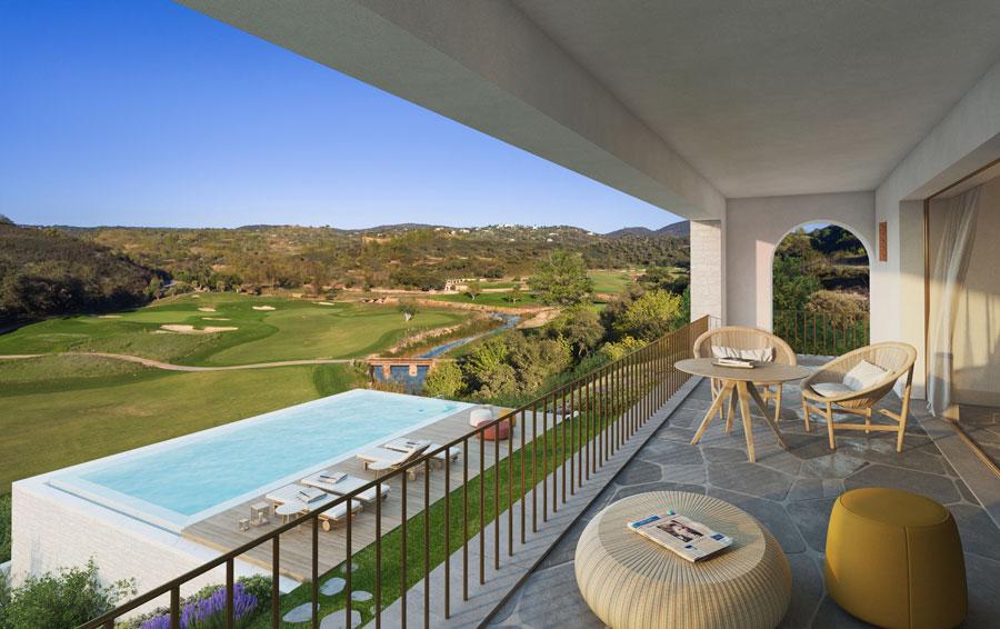 Ombria Resort | Alcedo Villa's