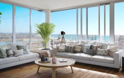 Genieten van luxe in Bayline appartementen