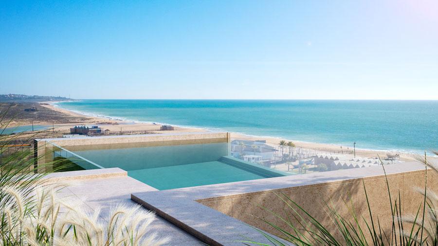 White Shell appartementen villa Algarve
