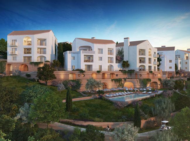 Nieuwbouw villa's en appartementen in Portugal ligt niet stil ondanks corona
