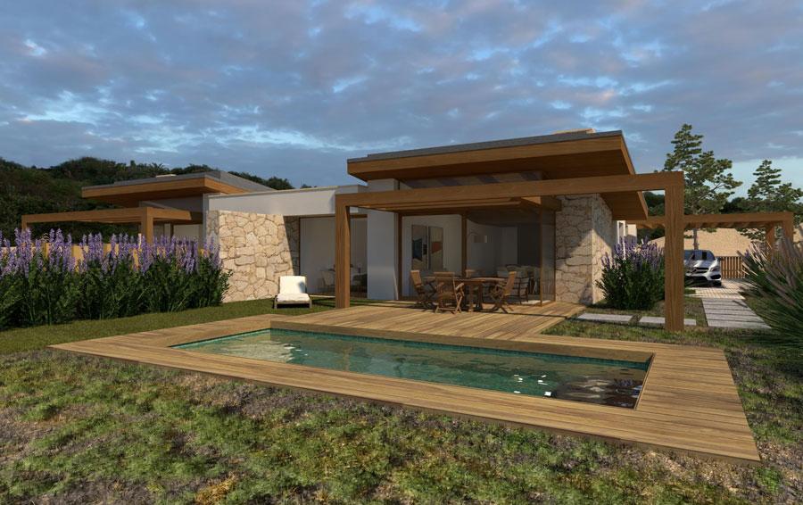 West Cliffs Resort | Silver Coast Twin Villa