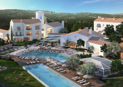Ombria Resort Hotel