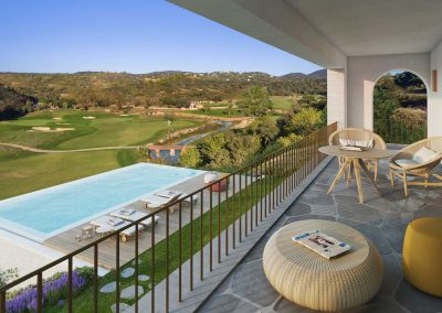 Ambria Resort Alcedo villa