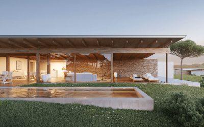Luxe interieur en exterieur op West Cliffs Resort