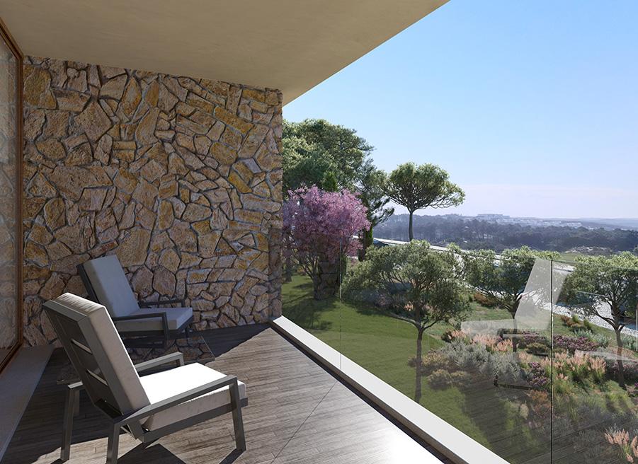 West Cliffs Resort - appartementen - Silver Coast