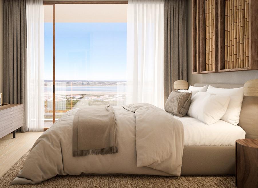 West Cliffs Resort -  Silver Coast - impressie slaapkamer