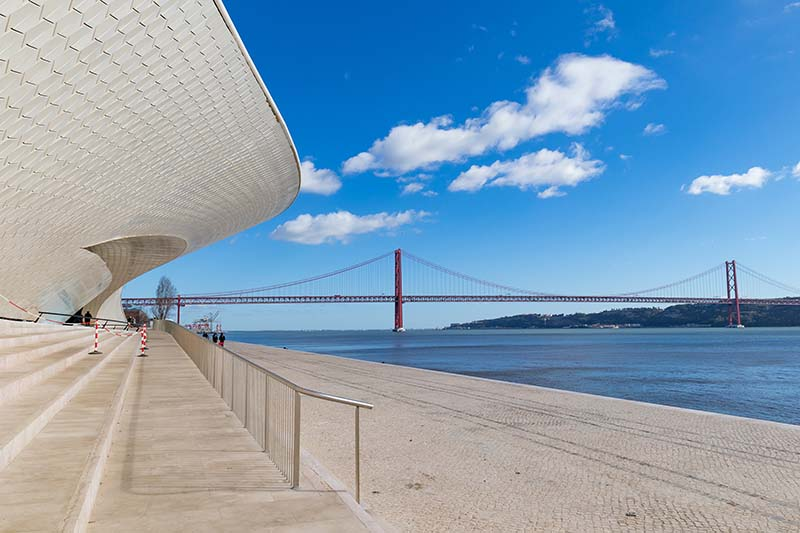Moderne architectuur in Portugal